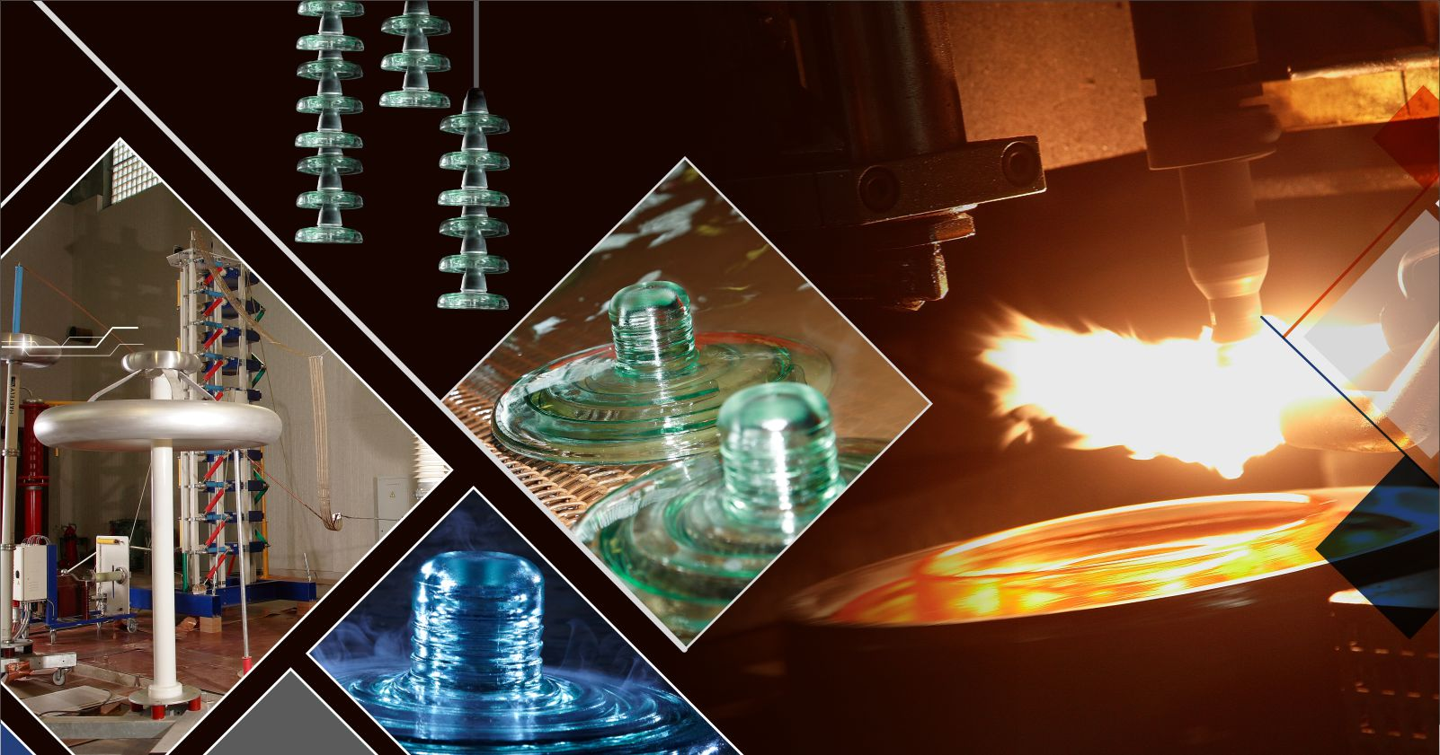 GIG-IRM Glass Insulators passed the type test conducted on 160kN Units
